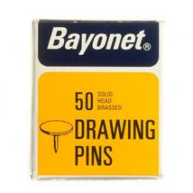 Bayonet Drawing Pins and Panel Pins