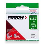 ARRJT2114 - Arrow JT21 Staples 6mm Box of 1000