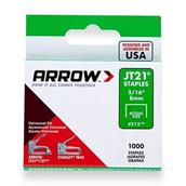 ARRJT21516 - Arrow JT21 Staples 8mm Box of 1000