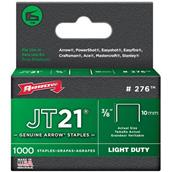 ARRJT2138 - Arrow JT21 Staples 10mm Box of 1000