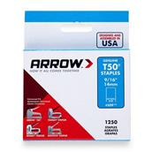 ARRT50916 - Arrow T50 Staples 9/16