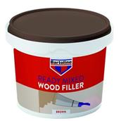BAR52720240 - Bartoline Wood Filler Brown Tub 500g