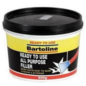 BAR52720351 - Bartoline Ready Mixed Filler 600g