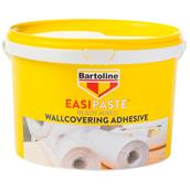 Bartoline BAR58510940 Easi Paste Ready Mixed Wallcovering Adhesive 10kg Bucket