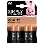 Duracell Simply AA Batteries Card-4