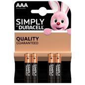 Duracell Simply AAA Batteries Card-4