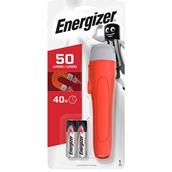 Energizer S5515 LP09471 Magnetic Torch + 2x AA Batteries