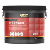 EVEFIX005 - Everbuild 703 Fix and Grout Tile Adhesive 500ml