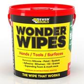 EVEGIANTWIPE - Everbuild Giant Wonder Wipes Tub 300