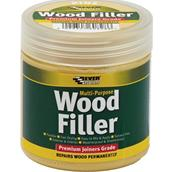 EVEMPWOODLT2 - Everbuild Multi Purpose Wood Filler Light 250ml