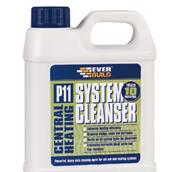 EVEP11CLEAN1 - Everbuild P11 Central Heating System Cleanser 1L