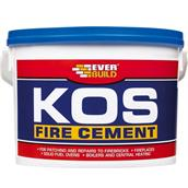 EVEPCKOSFIRE05 - Everbuild Kos Fire Cement Buff 500g
