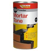 EVEPMTBK1 - Everbuild 208 Powder Mortar Tone Black 1kg