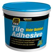 EVERES02 - Everbuild 702 Water Resistant Tile Adhesive 2.5L
