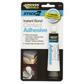 EVES2CONADH - Everbuild Stick2 Contact Adhesive 30ml