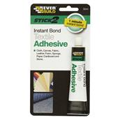 EVES2TEXTADH - Everbuild Stick2 Textile Adhesive 30ml