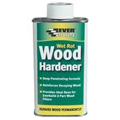 EVEWOODHARD2 - Everbuild Wet Rot Wood Hardener 250ml