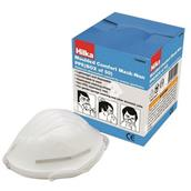 HIL77600050 - Hilka Comfort Dust Masks Box Of 50