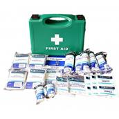 HNH102 - HSE First Aid Kit 1-10 People