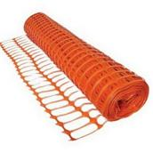 HNHBF1X50M - Barrier Fencing Orange 1m x 50m 120gm