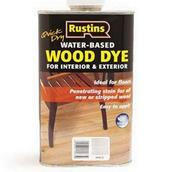 RUSWDWH250 - Rustins Quick Dry Wood Dye White 250ml