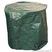 Silverline (109443) Small Round Table Cover 1250 x 810mm