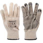 Silverline (196545) Single-Sided Dot Gloves L 8