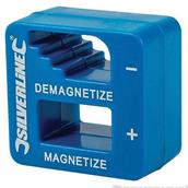 Silverline (245116) Magnetiser/Demagnetiser 50 x 50 x 30mm