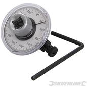 Silverline (254617) Angular Torque Gauge 1/2