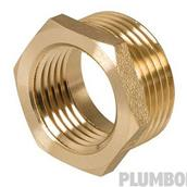 Plumbob (352748) Brass Hexagon Bush 3/4