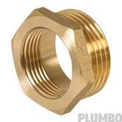 Plumbob (582628) Brass Hexagon Bush 1