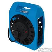 PowerMaster (584584) Cassette Cable Reel 230V 4-Gang 15m