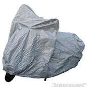 Silverline (617404) Motorbike Cover 2300 x 870 x 1050mm