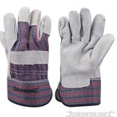 Silverline (633501) Expert Rigger Gloves Large