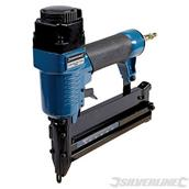 Silverline (633524) Air Nailer Stapler 50mm 18 Gauge