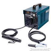 Silverline (677293) 100A MMA Arc Welder 40 - 100A