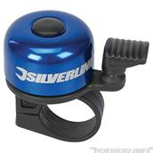 Silverline (858804) One-Touch Ping Bicycle Bell 80 x 100mm