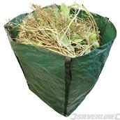 Silverline (868674) High Capacity Garden Sack 600 x 600 x 1000mm - 360L Capacity
