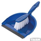 Task (902240) Dustpan and Brush Set (Display Box of 24).