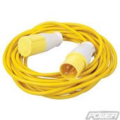 PowerMaster (981201) Extension Lead 16A 230V 14m 3 Pin